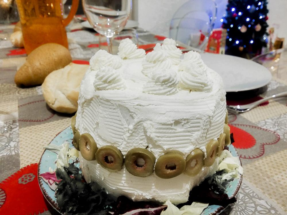 finta torta tramezzina