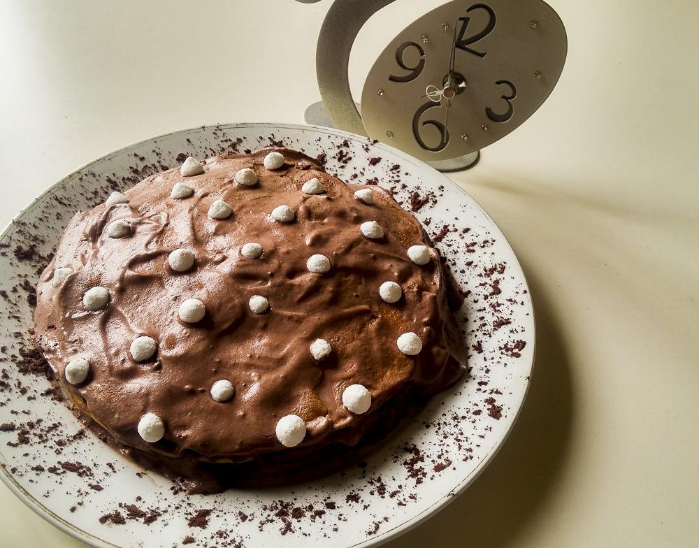 torta di crepes
