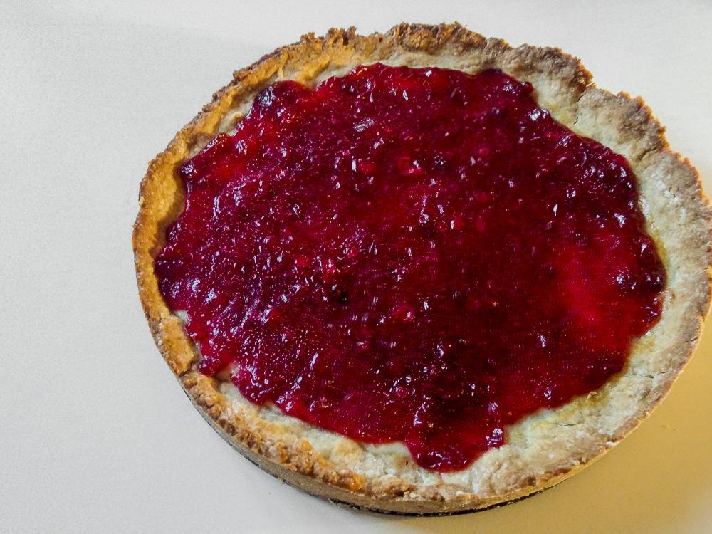 cheesecrost crostata cheesecake