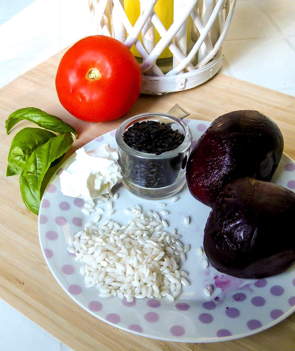 ingredienti ciambella riso
