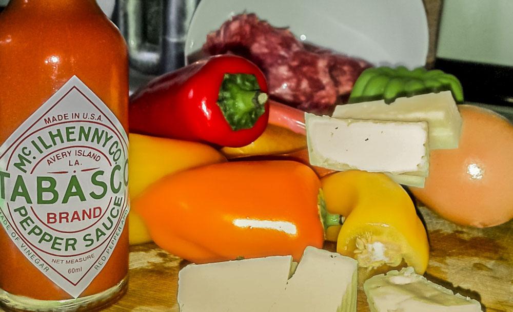 Peperoni Baby Ripieni ingredienti