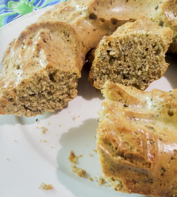 plum cake ai semi di chia