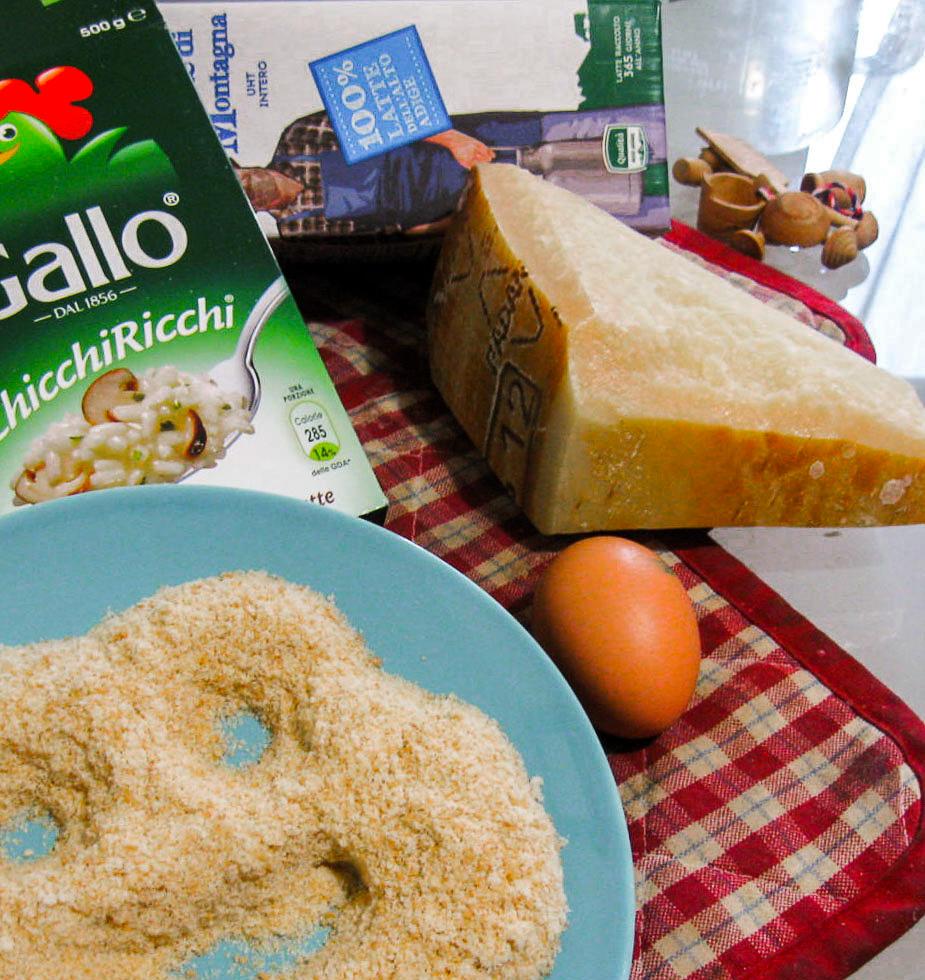 ingredienti torta riso