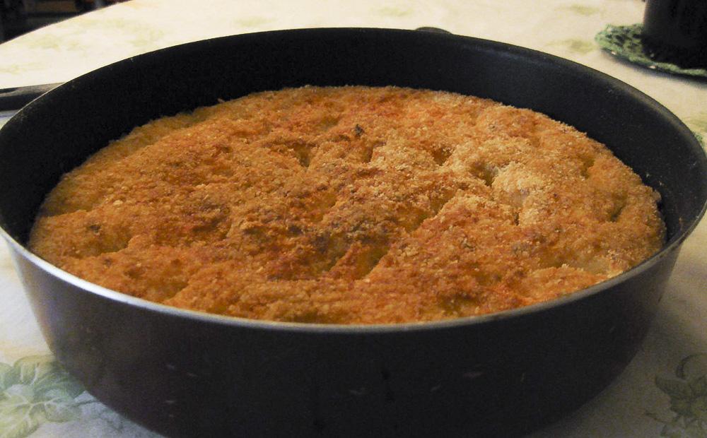 torta di riso KitchenDaddy