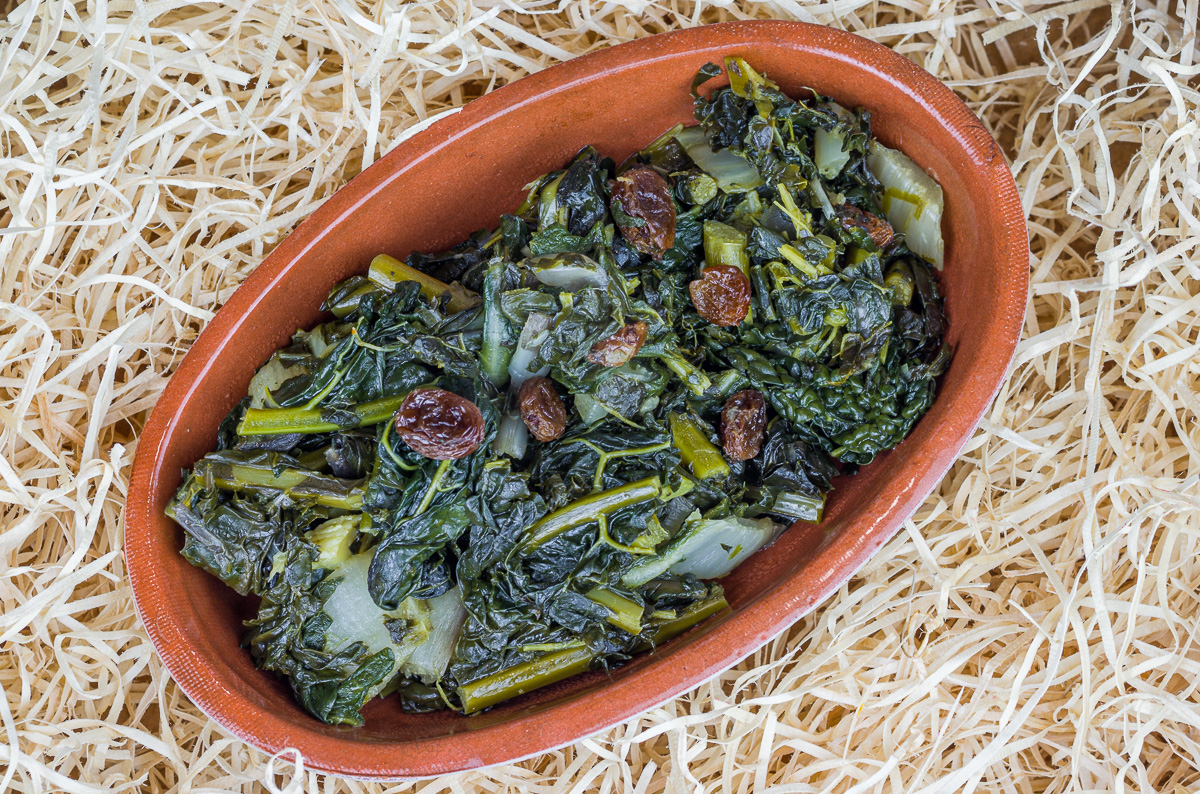 verdure cotte piccantine